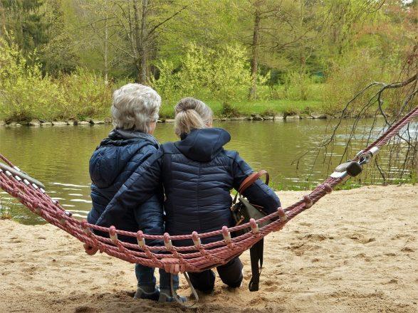 Hebben opa's en oma's recht op omgang met hun kleinkind?