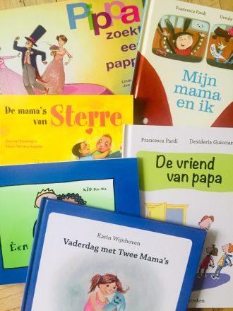 LHBTI+ in kinderboeken